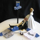 Baseball Wedding Cakes