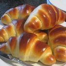 Schnelle softe Frühstücks-Hörnchen | Slava kochen und backen leicht gemacht