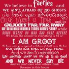 In this House... We do Geek Red