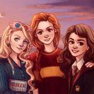 Que menina de Harry Potter você namoraria   Quizur