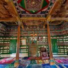 Chqchan Moaque (Urdu: مسجد چقچن) means the Miraculous mosque is one of the earliest mosques in the region, located in Khaplu, Ghanche, Gilgit-Baltistan. According to some sources, the mosque was built by Mir Sayyid Ali Hamadani and some say on arrival of Sufi saint Syed Nurbakhsh from Kashmir to Baltistan, the Raja of then times accepted Islam and commissioned the building of the mosque in 1370(A.D).