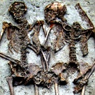Skeleton Lovers? Couple Held Hands for 1,500 Years