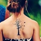 Fly Away Tattoo