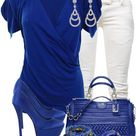 Royal Blue Outfits