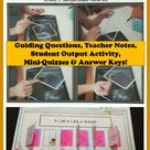 Cells Structure and Function Science Interactive Notebook   Distance Learning