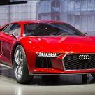 2013 Audi Nanuk Quattro Concept  Top Speed