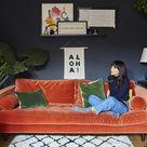 Megan Ellaby's colourful home decor | MADE.com