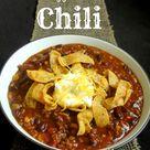 Crockpot Chili Recipes