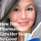 Pharmacist Jin Cruce's Low-Maintenance Routine for Glowy Skin