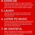 10 Tips to Keep Calm & Reduce Stress [INFOGRAPHIC]