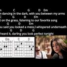 Perfect (Ed Sheeran) Strum Guitar Cover Lesson in G with Chords/Lyrics