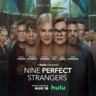"""Nine Perfect Strangers (@9strangershulu) posted on Instagram: """"They came to heal. #NinePerfectStrangers premieres August 18, only on @hulu."""" • Jul 22, 2021 at 5:00pm UTC"""