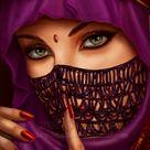 Behind Those Eyes... by Digital07 on DeviantArt