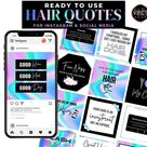 Holographic Hair Quotes