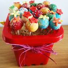 Beach Cake Pops