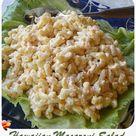 Recipe For Macaroni Salad