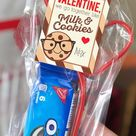 Milk & Cookies Valentine