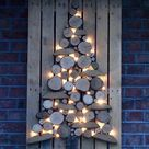 50 Best DIY Wooden Christmas Decor Ideas / Inspo   Hike n Dip