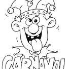 Carnaval kleurplaat - 1000+ GRATIS downloaden en printen Kijk nu!