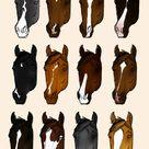 head designs by blackseagull on DeviantArt