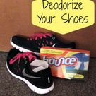 Deodorize Shoes