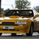 Aston Martin V8 1986 1990 Zagato