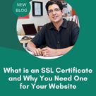 New Blog, What is an SSL Certificate and Why You Need One for Your Website - Dufferin Media