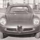 1960 Alfa Romeo Giulietta SZ Zagato