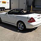 2002 Mercedes Benz SLK Class   Pictures
