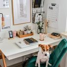 24 Home Office Ideas That Will Keep You Motivated All Day