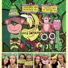 Jungle Theme Parties