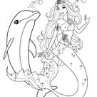 Barbie Mermaid Coloring Pages - Best Coloring Pages For Kids