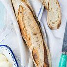Schnelles Baguette so perfekt wie das Original