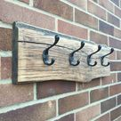 Antique Coat Rack