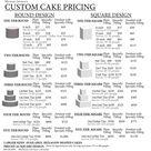 Bakery Costing Spreadsheet