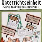Kinderrechte - Materialpaket mit Forscherheft, Stationen & Bildkarten