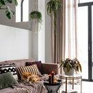 Haal de herfst in huis met warme tinten en zachte materialen - Tanja van Hoogdalem