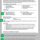 4 School leaver CV examples + guide [Land a top job]