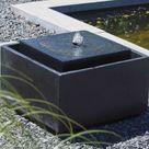 Zimmerbrunnen / Gartenbrunnen Ubbink AcquaArte Sonora anthrazit