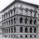 Berlin, Mauerstraße – 1890