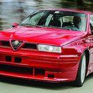 Alfa Romeo 155 GTA Stradale Sports Saloon 1993