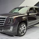 2015 Cadillac Escalade on sale in April priced at $71,695