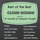 Cloud Dough Recipes