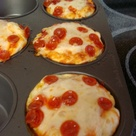 Muffin Tin Pizza