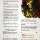 Subclass   Rogue Arcane Saboteur   Send your enemies to the nine hells with flick of your wrist and explosive magic