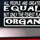 Organ all people equal 6