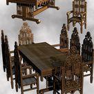 Medieval Furniture Pack