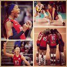 Volleyball Team Photos