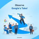 You should set aside the effort to put forth sure google pays heed to your attempt.