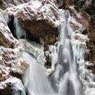 Bash Bish Falls by Bill Wakeley
